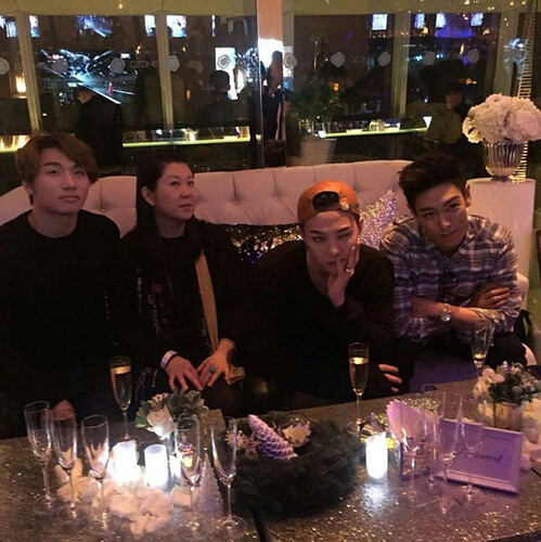 Big Bang - MAMA 2015 - After Party - 02dec2015 - Fan - 01