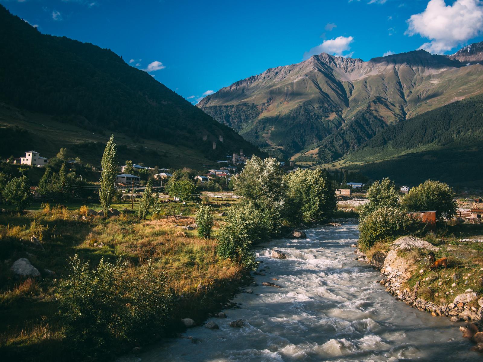Mestia, Svaneti, Georgia