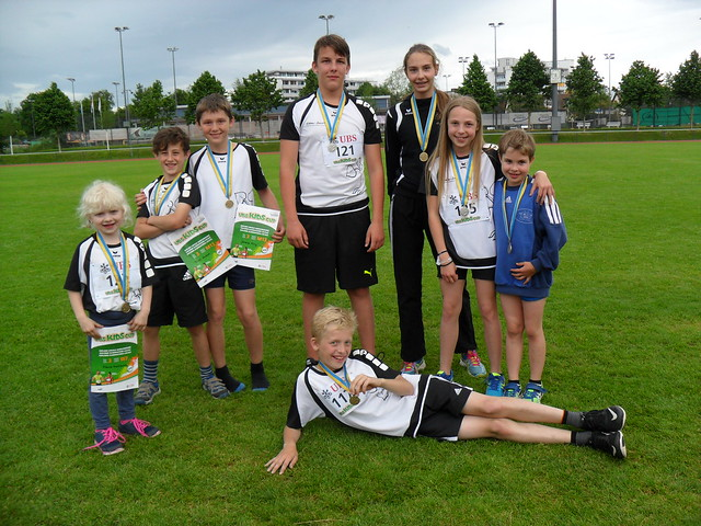 UBS Kids Cup 2016