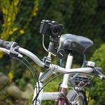 Kamera-Fahrradhalterung