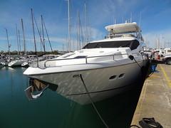 Survey on Sunseeker Yacht 86 'Justeni'