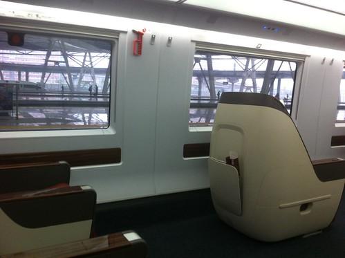 Beijing-Shanghai high speed train