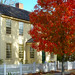 Small photo of House in Fall - Concord
