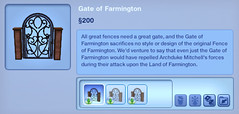 Gate of Farmington