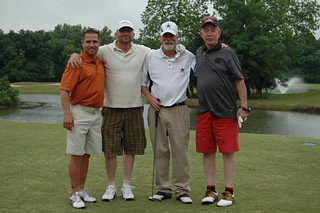 Dallas Charity Drive Golf Tournament 2012