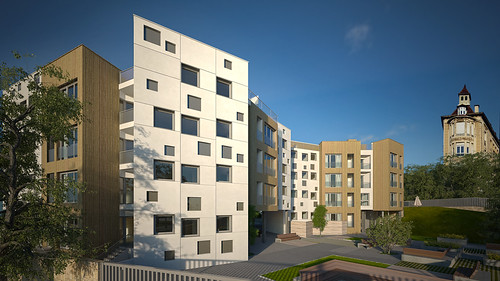 35 viviendas en bego a erredeeme arquitectos bilbao - Arquitectos en bilbao ...