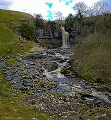 Thornton Force - Ingleton Waterfalls