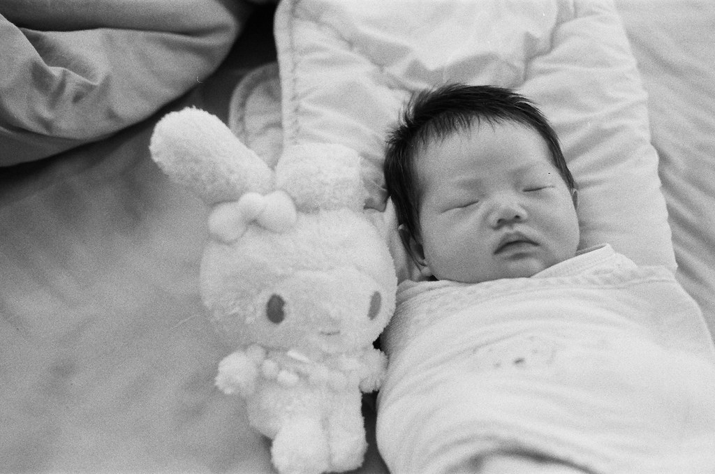 New Born -- Ilford P4