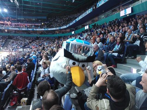 Ice Hockey World Championships Finland-Belarus