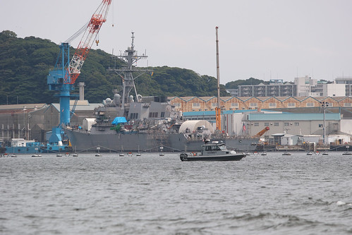 USS Fitzgerald, DDG-62 by leicadaisuki