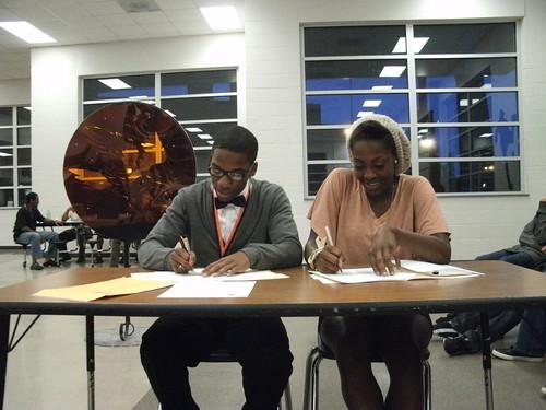 Jones & Pierce National Signing