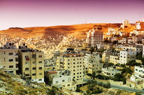 city palestine westbank nablus territories palestinian vestbredden
