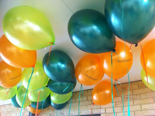 Heliumballonnen Bedrukt