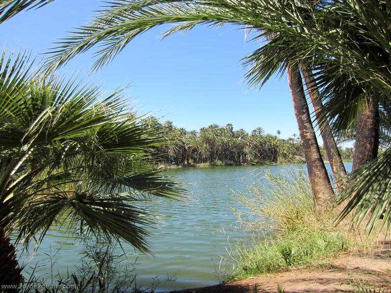 River, San Ignacio