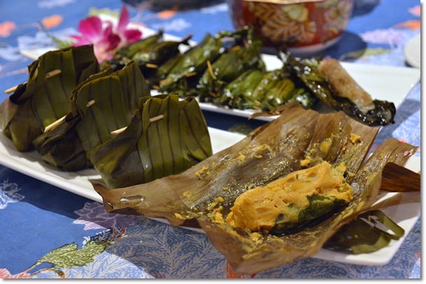 Chunky Seafood Otak-Otak