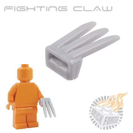 Fighting Claw - Silver