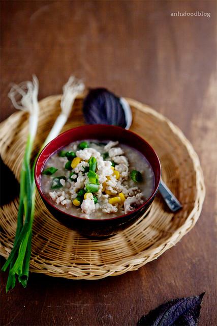 oat-congee