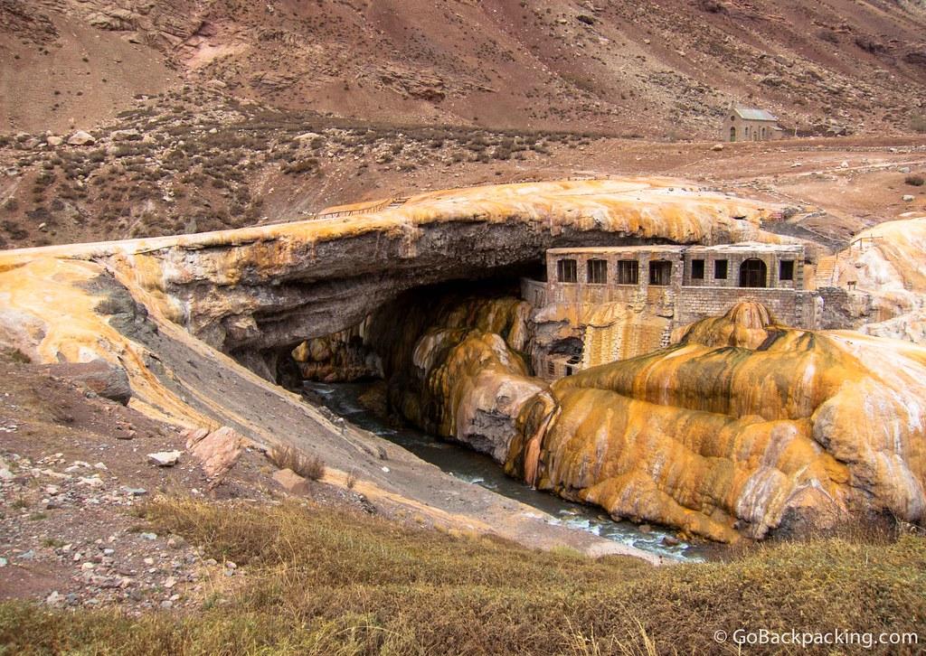 The Puenta del Inca