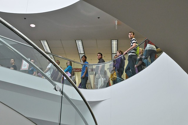 During May Orientation tour 2012
