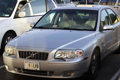 automobile, automotive exterior, executive car, vehicle, mid-size car, volvo s80, volvo cars, sedan, land vehicle,