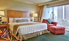 Waikiki Marina Resort suite