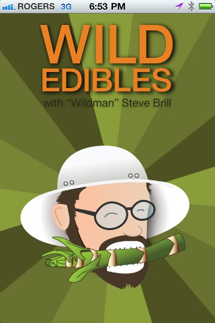 Wild Edibles (Foraging App for Your Smart Phone) Review
