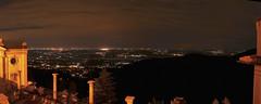 Panoramica 1 dal Sacro Monte di Varese maggio 2012