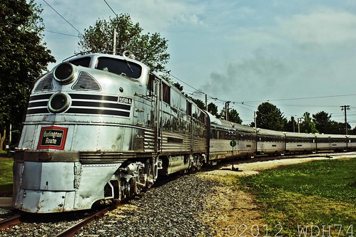 The Nebraska Zephyr by William 74