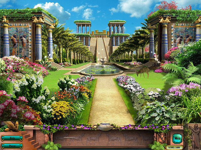 Hanging Gardens Of Babylon 041 Flickr Photo Sharing