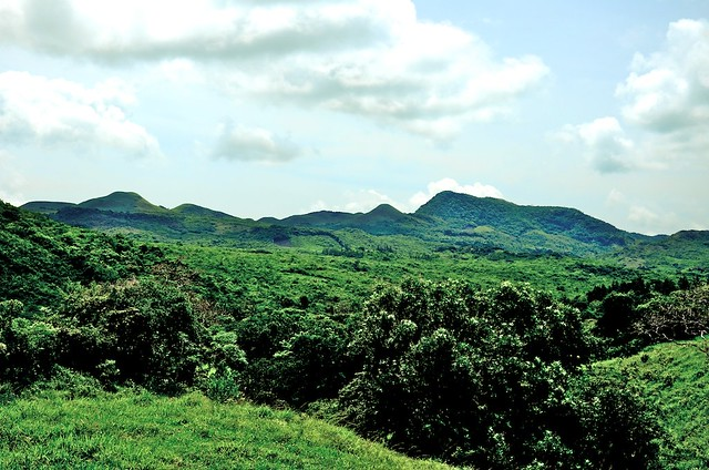 Montañas de Coclé