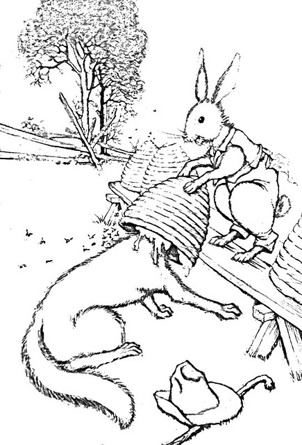 brer rabbit coloring pages - photo#9