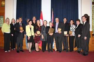 Exceptional Emergency Management volunteers recognized
