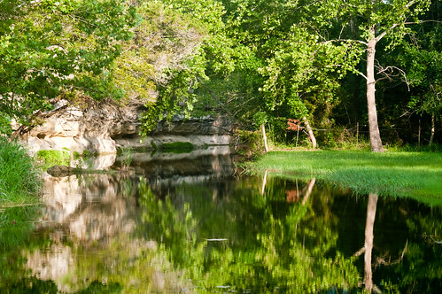 Morning Creek Bend