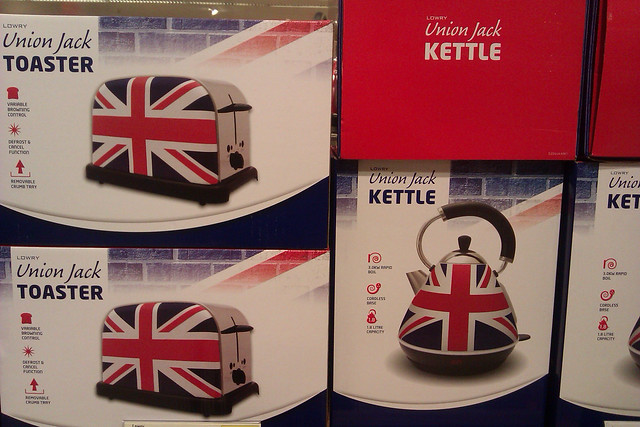 Union Jack Toaster And Kettle Flickr Photo Sharing