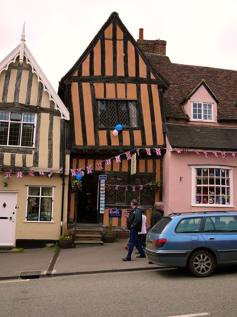 Crooked House, Lavenham