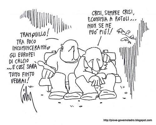 Europei, Panem et circenses by Livio Bonino