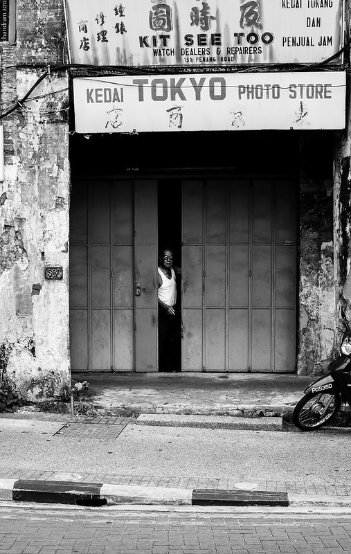 Sorry, we're closed - Streets of Penang