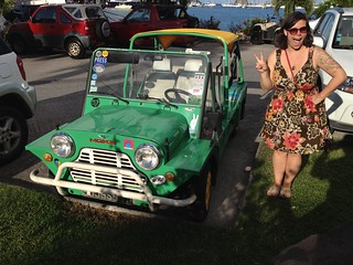 Dream car. Mini Moke!