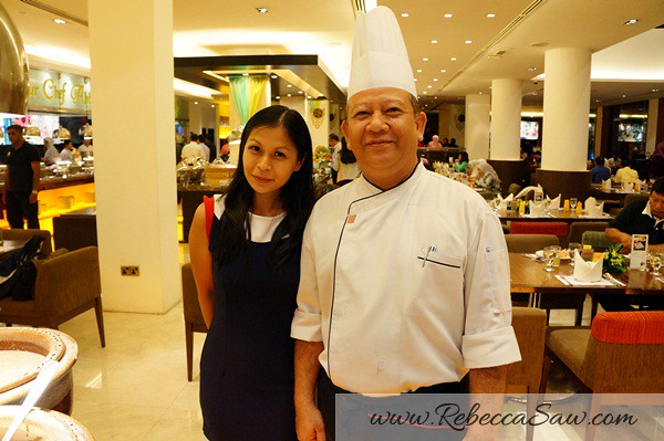 Melting Pot, Ramadhan Buffet - Concorde Hotel, KL-057