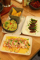 Wahaca Mexican Cooking Demo 4232 R