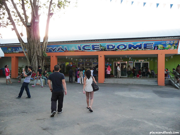 hat yai ice dome1