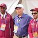 FAI President John Grubbström with Qatari Athletes