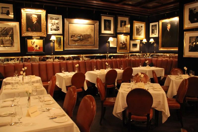 Intimista e chiquérrimo  o salão do RL Restaurant d8f055e343a