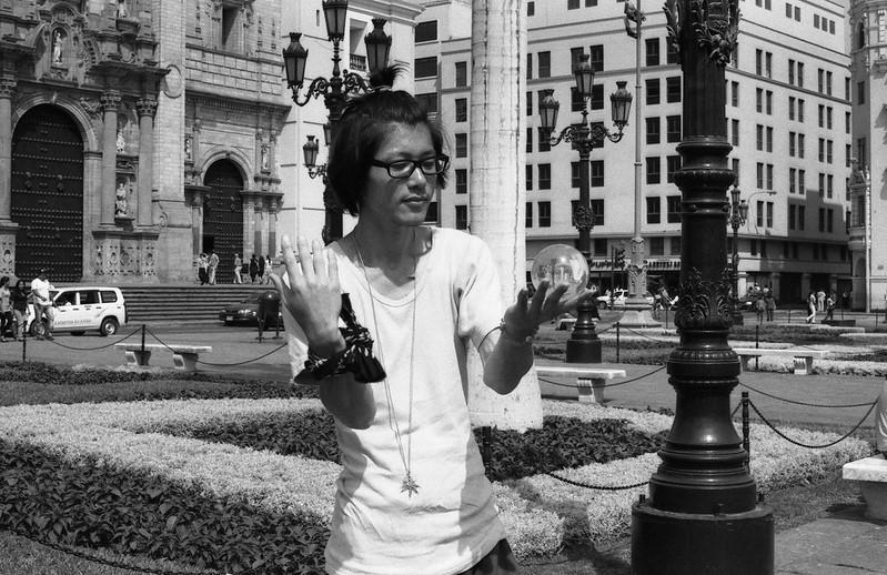 Fotografía convencional, Lima en rollo