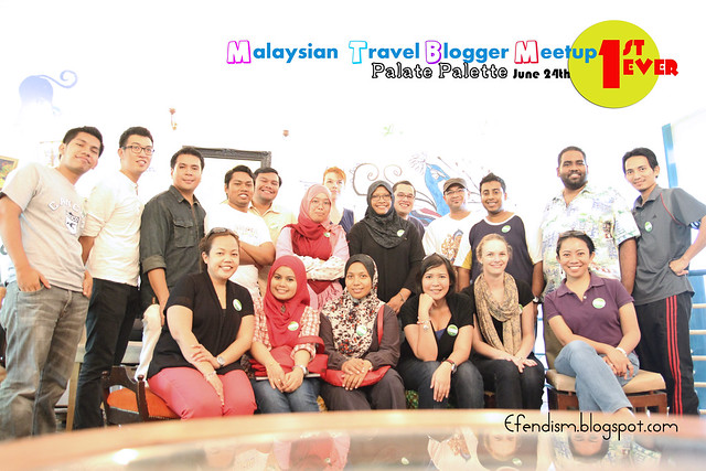 Malaysian Travel Blogger Meetup