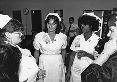 Nurse Pinning at South Mountain Community College in 1987