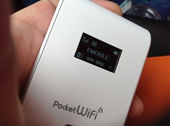 Pocket Wi-Fi