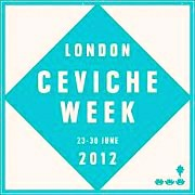 London Ceviche Week 2012