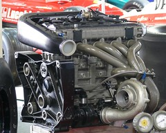 Zakspeed F1 1987 engine2