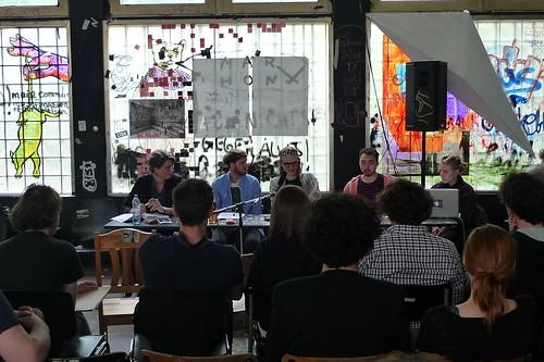 Panel Kunst und Realismus zur Tagung Kunst Erkenntnis Problem im IVI. Juni 2012